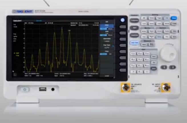 SVA1000X系列频谱&矢量网络分析仪