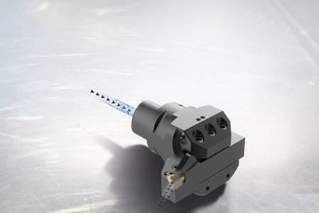 山高刀具:推出全新螺纹车削刀柄和转接头尽显高压冷却液的优点