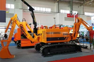 詹阳动力携两款工程车亮相北京交通展,引关注!