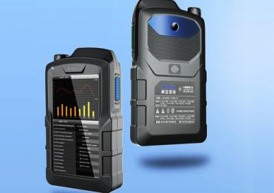 手持式拉曼光谱仪在易制毒化学品快速检测中的应用