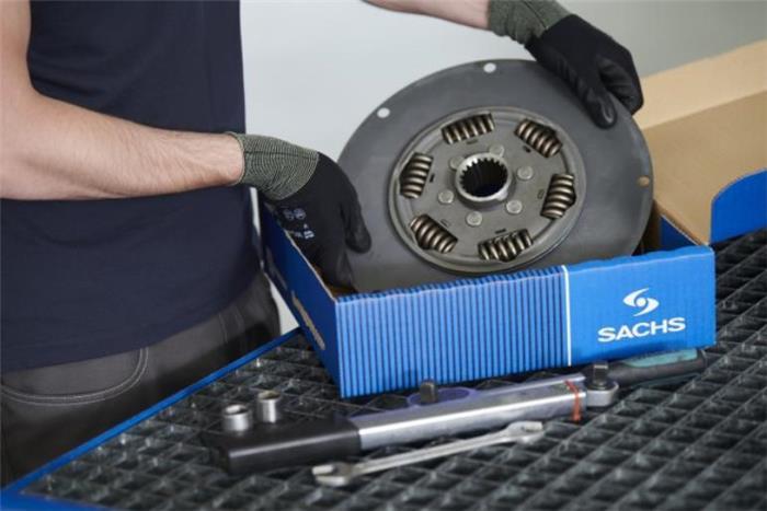 萨克斯推出可供商用车使用多级扭振减振器