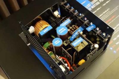 台北电脑展:EVGA揭晓世界最小1000W电源