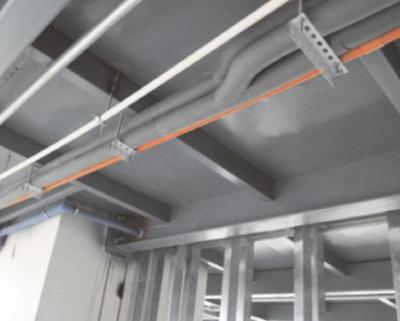 美景舒适家桥架式管路支撑架 让中央空调安装更规范