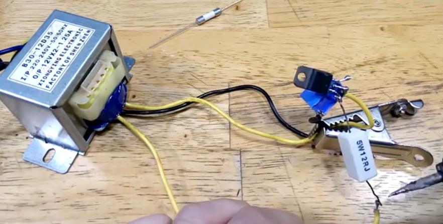 低电压如何升高——教你自制逆变器升高电压