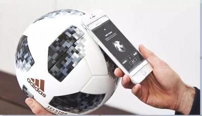 """当5G技术邂逅""""史上最贵的世界杯"""""""