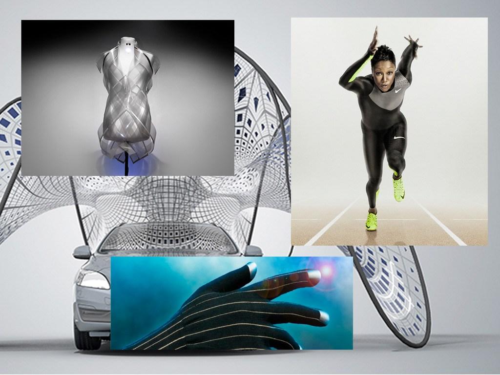 智能纺织材料助力纺织产品开发