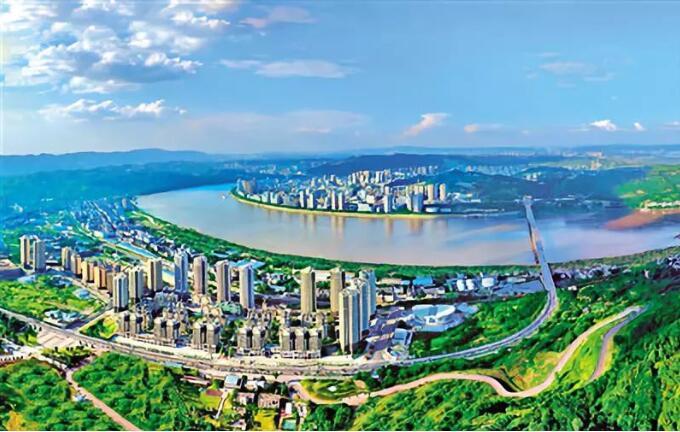 重庆江津区吸引400+材料企业,到底有何魅力?