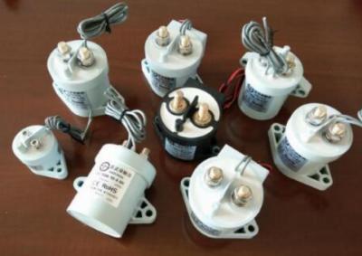 2018未来汽车展企业秀:吉士电器高压直流接触器将参展