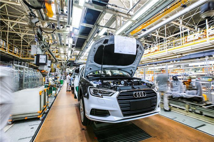大众汽车智慧工厂是怎样炼成的?