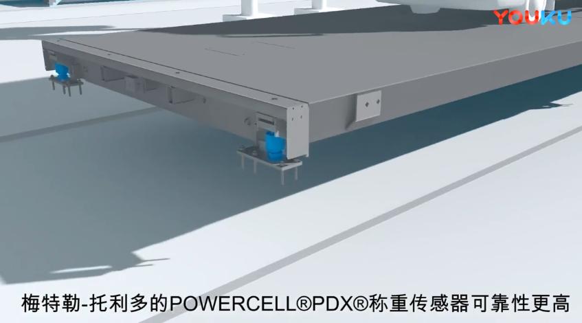 POWERCELL称重传感器帮您降低成本,提供效率