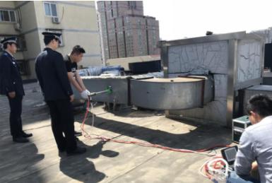 北京严查餐饮油烟污染 开展全市范围专项检查