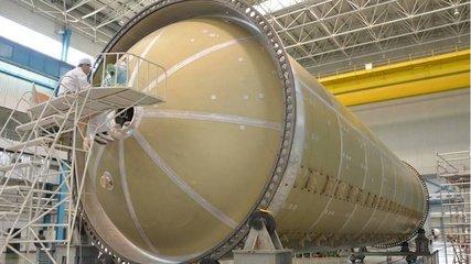 我国造出世界最大火箭贮箱瓜瓣 进一步攻关重型火箭