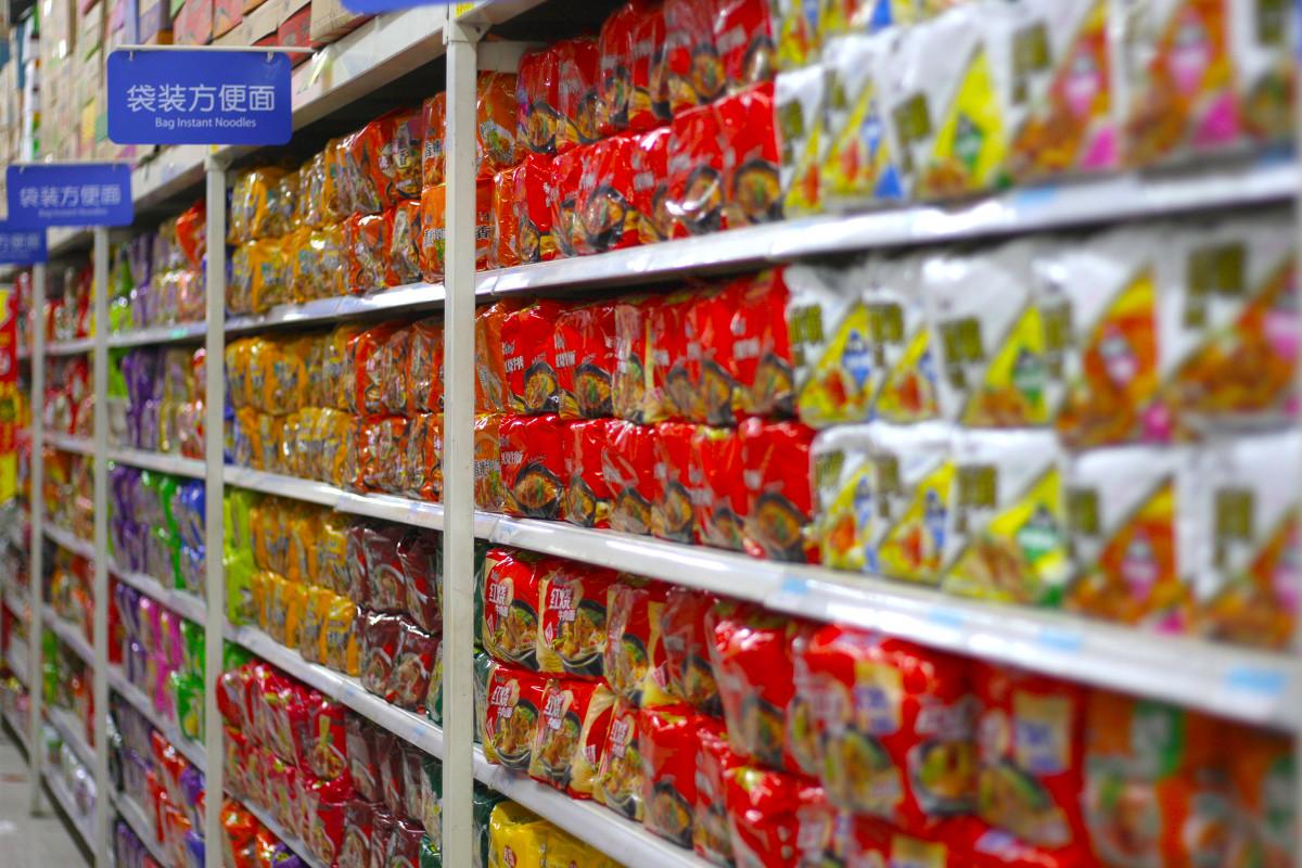 中国方便面销量下跌了17%,取而代之的是什么?