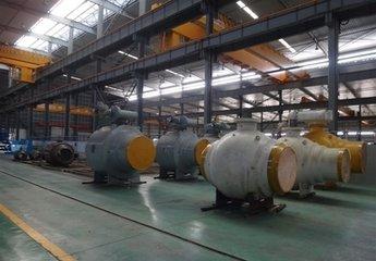 长泰开建高端阀门生产线 打造国内高端阀门产品