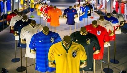 耐克成世界杯球衣赞助商赢家