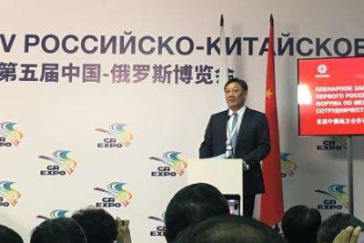 农委主任王金会:对俄农业合作前景广阔