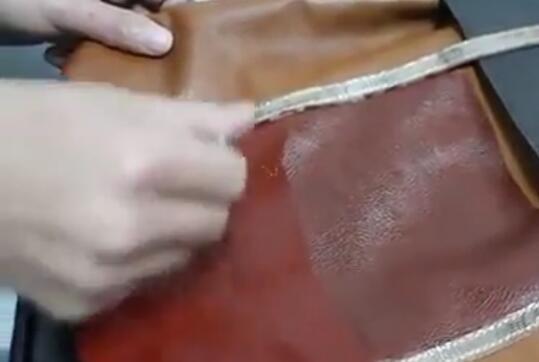 皮革改色技艺