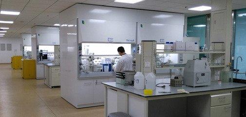 倚世科技产品伯努利排风柜和妙流智能风阀进入跨国企业实验室