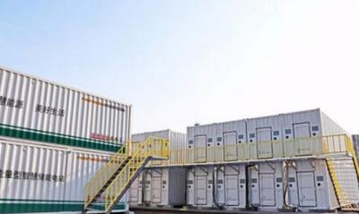 南都电源助力江苏电网 最大规模模块化预装式储能电站并网成功