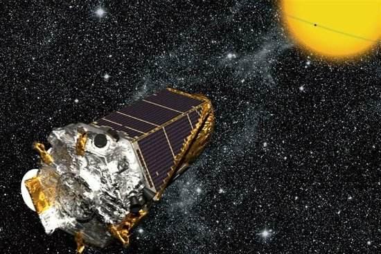 """开普勒太空望远镜即将""""油尽灯枯"""" 已暂时休眠"""