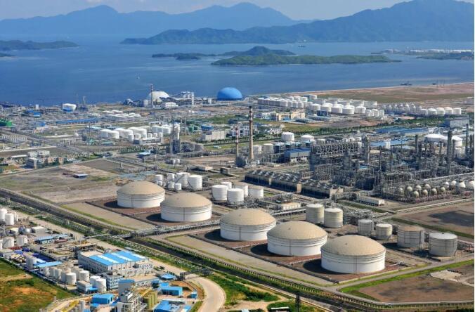 江苏化工园区停产企业整改后公示备案可复产!