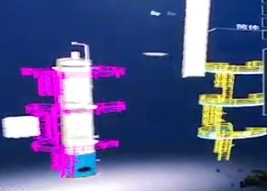 光学位置追踪系统应用于化工虚拟实验室