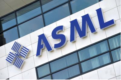 ASML第二季度EUV销量超预期,中芯新增一台订单
