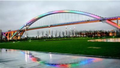 黄浦江两岸用3年提升改造夜景,4个新亮点了解一下