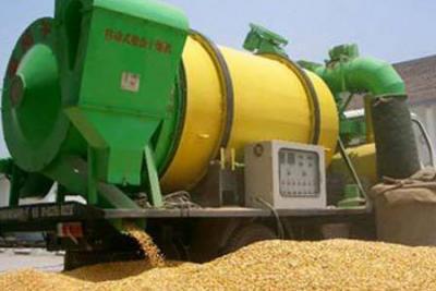 """粮食烘干机械化是全程机械化的""""短板""""之一"""