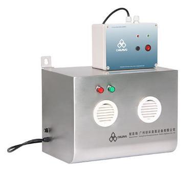 NICOLER动态消毒机可有效防止曲奇饼霉变