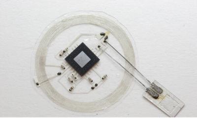 可溶解物联网传感器有助于患者康复