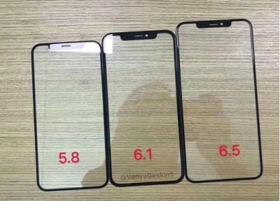 传6.1寸版新iPhone因背光模组发生问题推延1个月量产