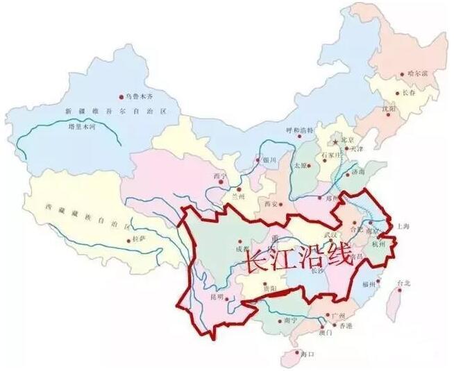 2020年完成化企搬迁改造,长江沿岸化工企业何去何从?