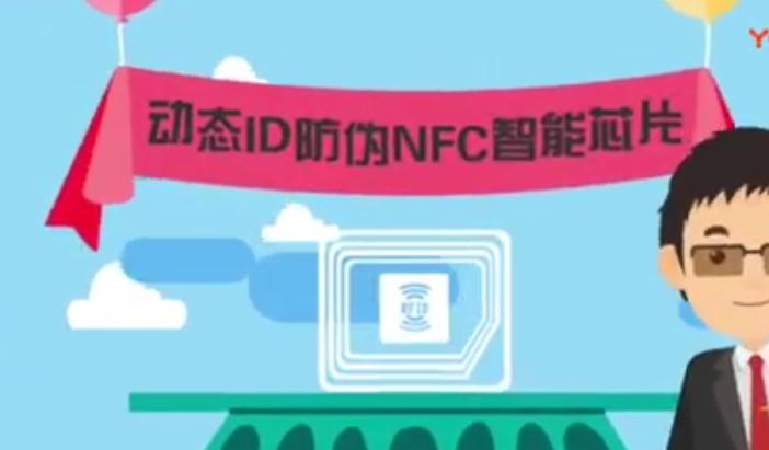 晶通动态ID防伪技术:黑科技中的黑科技