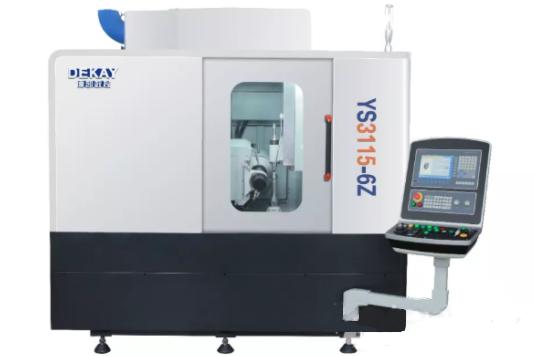 德凯数控滚齿机YS3115 自主研发方为发展之道