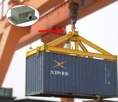 传感器技术在内河码头起重机远程控制中的应用
