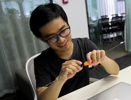 福布斯中国30岁以下精英榜最年轻上榜者:24岁重庆大学在读研究生