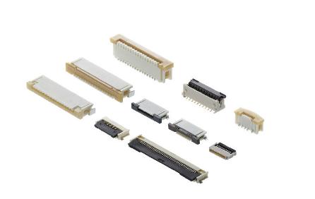 Molex宣布推出Easy-On FFC/FPC连接器