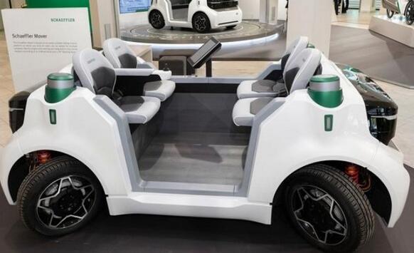 舍弗勒收购Paravan线控驱动技术 并成立合资公司