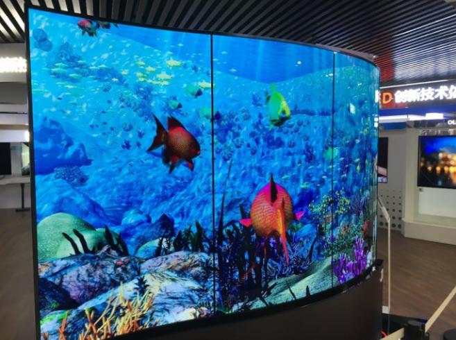 双面OLED-上海劢鸿电子