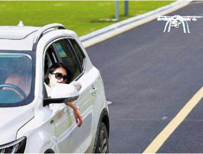福特获批车顶无人机专利,成为紧急备用传感器