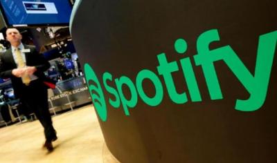 华纳音乐出售Spotify全部股份 收益5.04亿美元