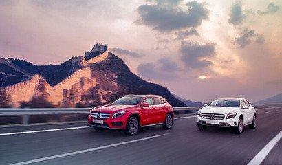 梅赛德斯奔驰两款进口SUV因刹车存安全隐患 滞留中国海关