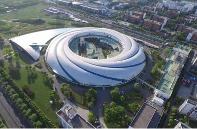 """""""上海光源""""开放试运行9年 支撑中国多领域科学研究"""