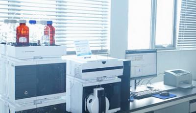安捷伦与天津市食检院合建示范实验室