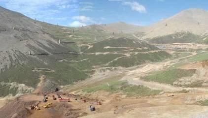 玉龙铜矿年产1800万吨选矿厂工程总承包(EPC)签约仪式在西宁举行