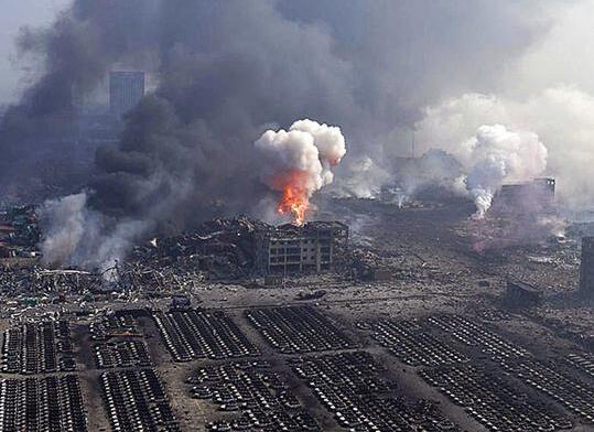 8·12天津港特大爆炸事故回顾(三年了,我们的安全有哪些进步?)