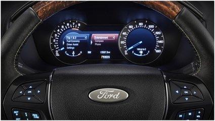 福特推出偏离道路提醒技术 可提醒驾驶员走错了道