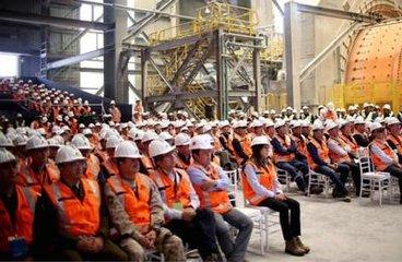 智利正为Escondida铜矿可能举行的罢工做准备