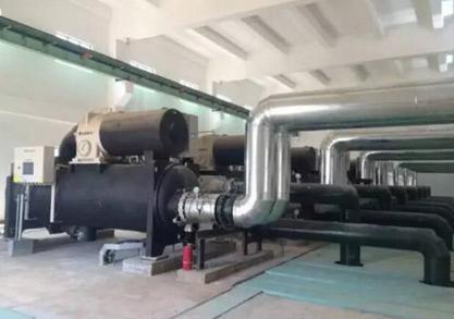 西南地区首套高炉脱湿鼓风系统正式启用